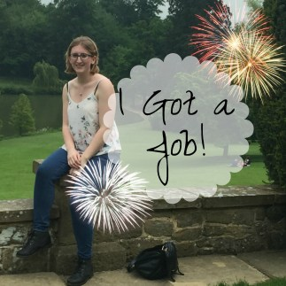I Got a Job | Career in Publishing