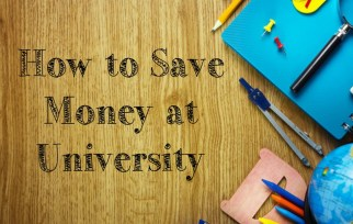 How to Save Money at University
