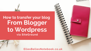 How to Transfer your Blog from Blogger to WordPress