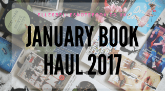 January Book Haul 2017 | Books