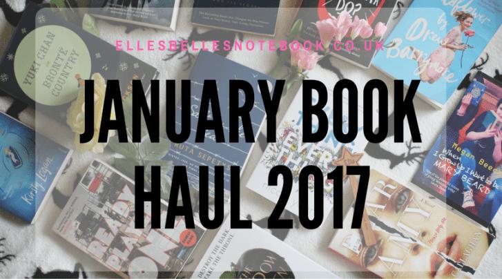 January Book Haul 2017