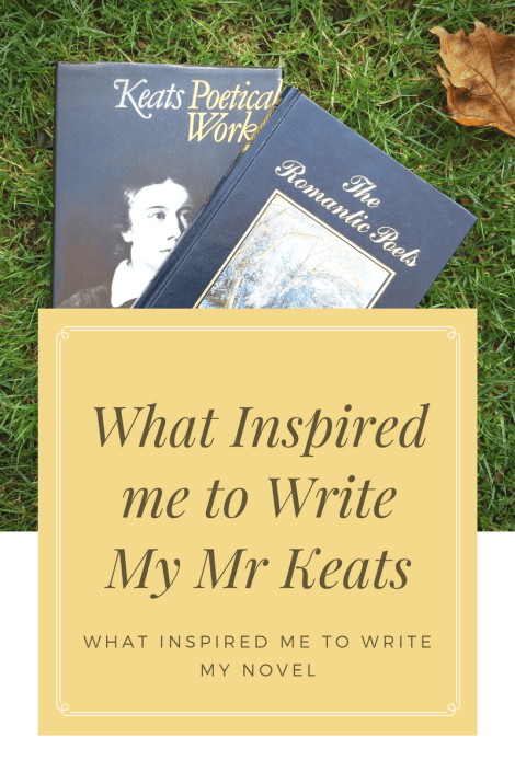 What Inspired Me to Write my Novel