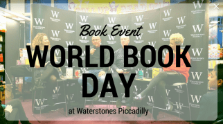 World Book Day: Biggest Show on Earth Book Panel