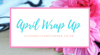April Reading Wrap Up 2017