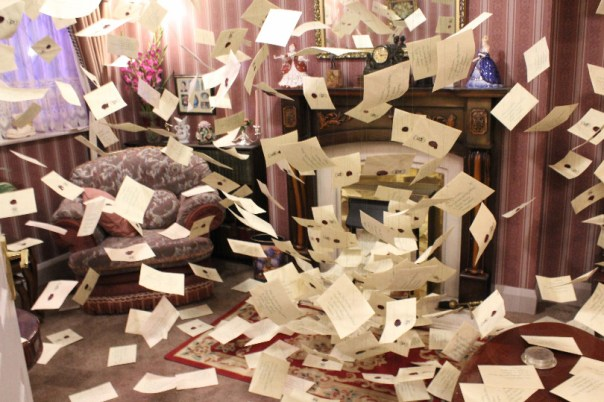 Harry Potter Letters