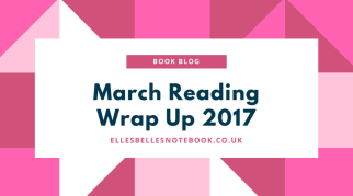 March Reading Wrap Up 2017