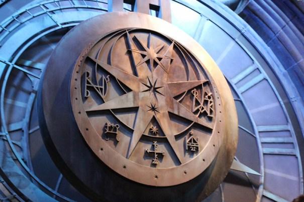 Harry Potter Pendulum close up