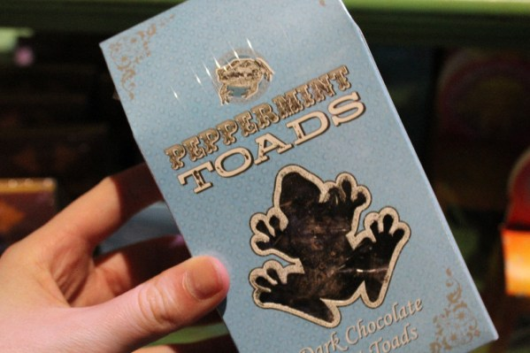 Harry Potter Peppermint Toads