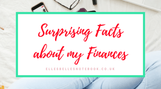 Surprising Facts about my Finances