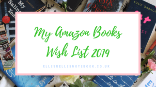 My Amazon Books Wish List 2019
