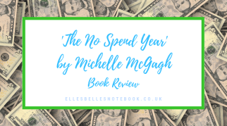 The No Spend Year by Michelle McGagh | Book Review