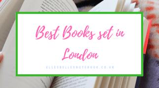 Best Books set in London