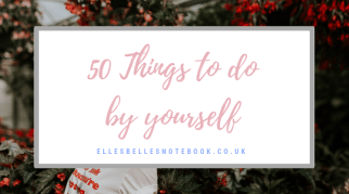 50 Things to do by yourself