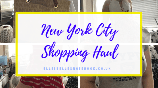 New York City Shopping Haul