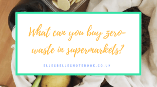 What can you buy zero-waste in supermarkets?