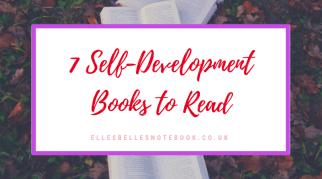 7 Self-Development Books to Read