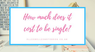 How Much Does it Cost to be Single?