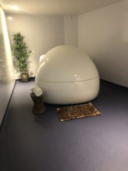 Floatworks Pod Room