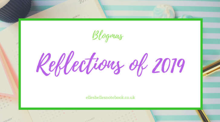 Reflections of 2019