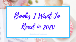 Books I Want to Read in 2020