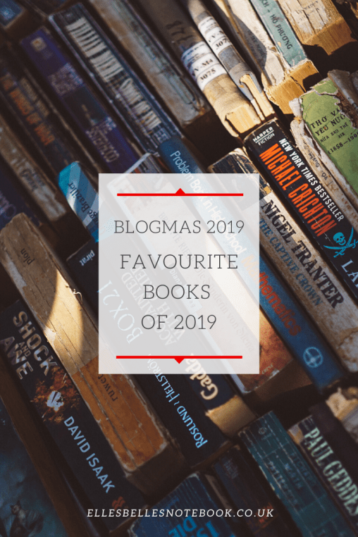 Favourite Books of the Year Pinterest