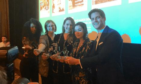 London Book Fair Trailblazer Awards 2020