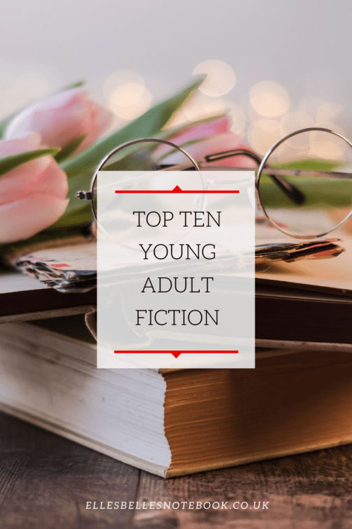 Top Ten Young Adult Fiction
