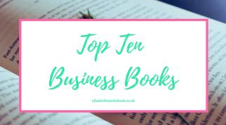 Top Ten Business Books