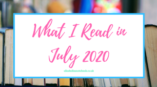 What I Read in July 2020