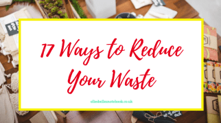 17 Ways to Reduce Your Waste