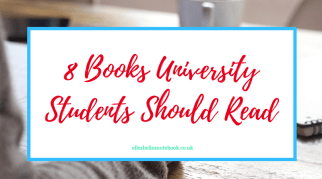 8 Books University Students Should Read