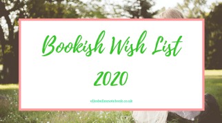 Bookish Wish List 2020 | Christmas