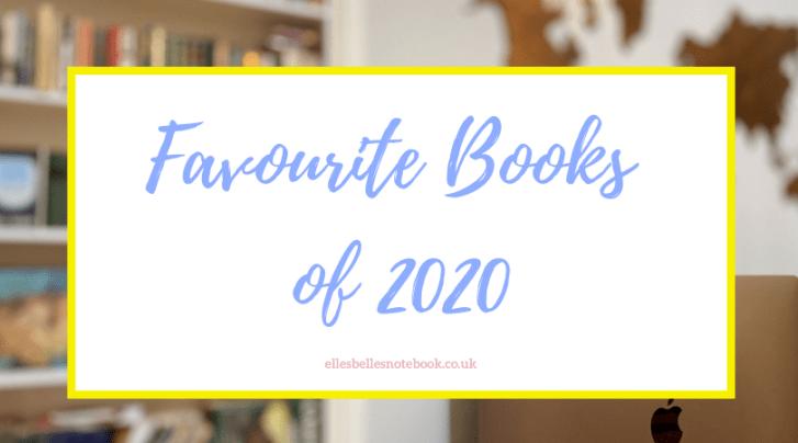 Favourite Books of 2020