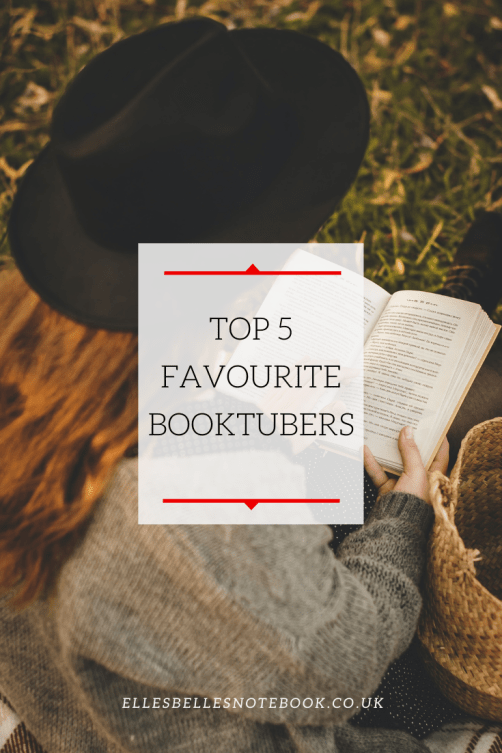 Top 5 Favourite BookTubers