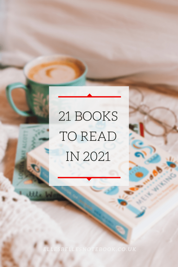 21 Books to Read in 2021