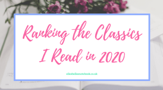 Ranking the Classics I Read in 2020