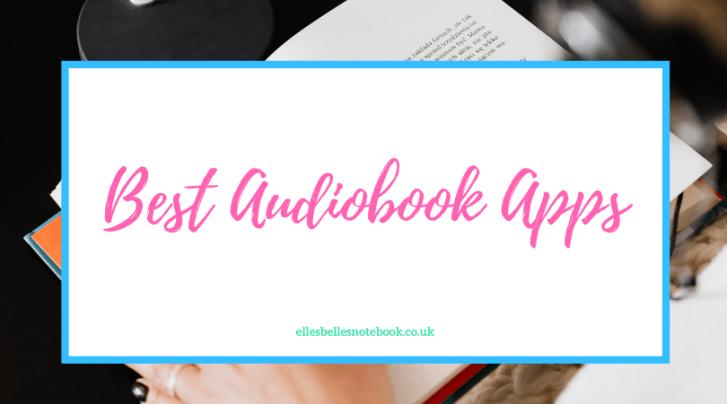 Best Audiobook Apps