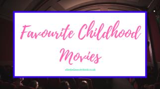 Favourite Childhood Movies