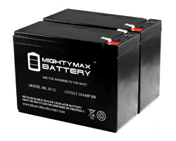 Mighty Max ML 10 12 Battery, Best Lawn Mower Battery