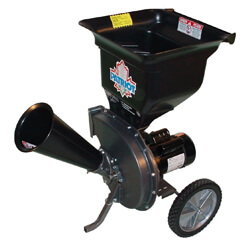 Patriot Electric Wood Chipper, Patriot Electric Leaf Shredder