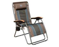 Timber Ridge Outdoor Lounger Chair