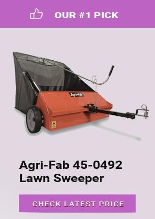 Agri-Fab Lawn Sweeper