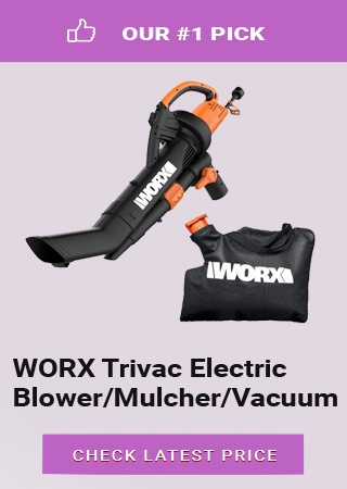 WORX Multi-Stage Mulching System, Best Leaf Shredders