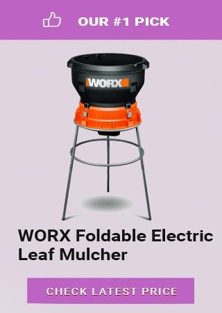 WORXFoldable Bladeless Electric Leaf Mulcher