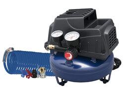Campbell Hausfeld Pancake Air Compressor
