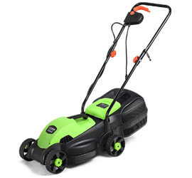 Goplus Electric Push Lawn Corded Mower