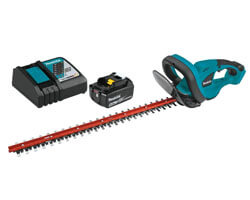 Makita Cordless Hedge Trimmer Kit