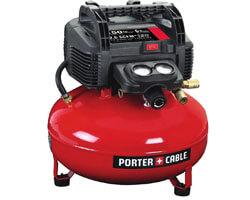 PORTER-CABLE Oil-Free UMC Pancake Compressor