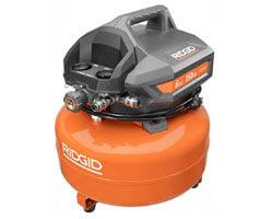 Ridgid Portable Electric Pancake Compressor