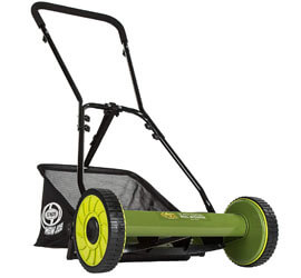 Snow Joe Manual Reel Mower